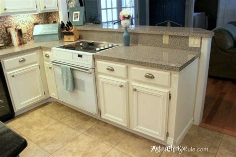 Kitchen Cabinet Makeover Annie Sloan Chalk Paint Chalk Paint For Kitchen Cabinets