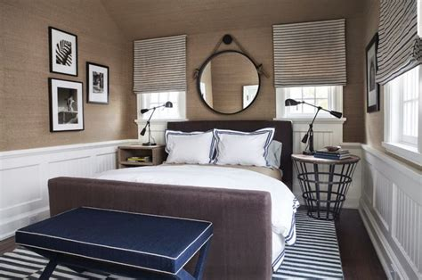 navy blue and brown bedroom teen boys room handsome in navy and brown vt interiors
