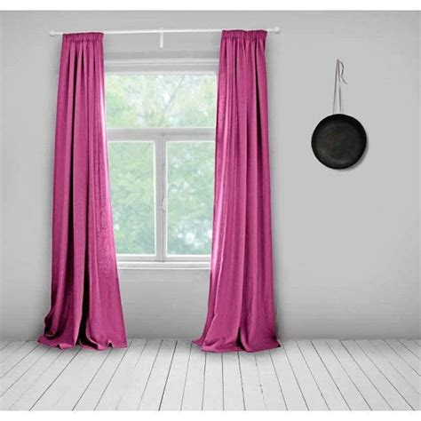 hot pink bedroom curtains 1000 ideas about pink curtains on pinterest silk