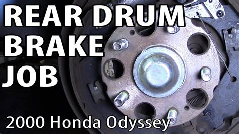 bedding brakes how to replace rear drum brakes and properly bed in 2000