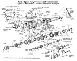 flathead parts drawings transmissions