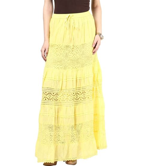 And It Was All Yellow Couture In The City Fashion Couture In The City by Buy Bhama Couture Yellow Cotton At Best Prices In