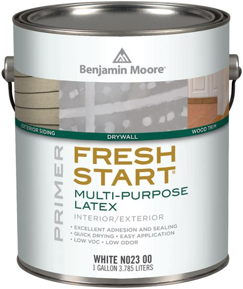 benjamin paint benjamin moore fresh start premium primers at guiry s