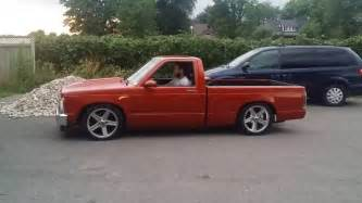 slammed s10 v8 s10 on air ride with kp 6 link lift to slammed