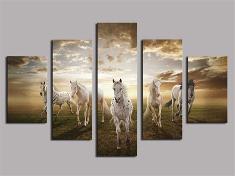 home decor wall sculptures high quality cheap price art pictures running horse large