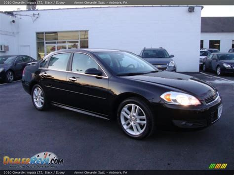 2010 chevrolet impala ltz 2010 chevrolet impala ltz black photo 6