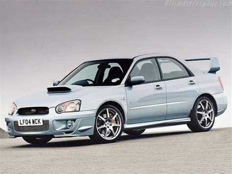 Subaru Wr1 by Subaru Impreza Wrx Sti Wr1 High Resolution Image 2 Of 6