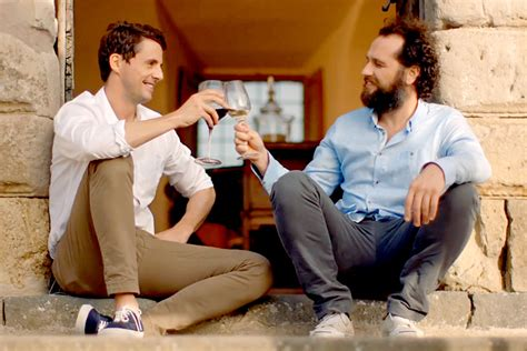 matthew rhys matthew goode wine show the wine show featuring matthew goode and matthew rhys