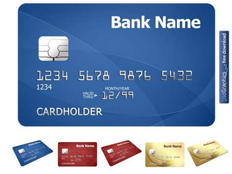 12 free credit card design psd template 12 free credit card design psd templates