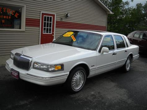 1997 lincoln town car sale carsforsale search results