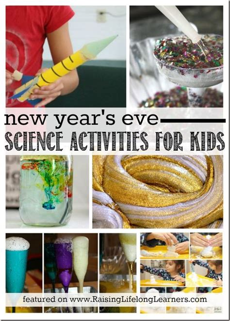 new year activities with preschoolers new year s science activities for activities