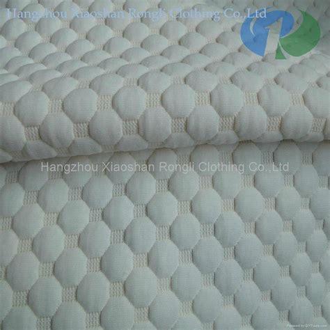 Fabric For Mattress by Sale Knitted Jacquard Plaint Mattress Fabric Rongli China Manufacturer Knitting Fabrics