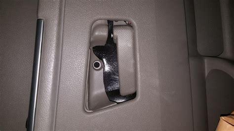2005 jeep grand door handles broken from
