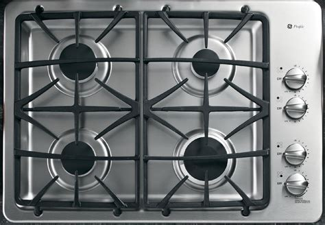 Ge Profile Gas Cooktop 30 ge profile pgp943setss 30 quot built in gas cooktop
