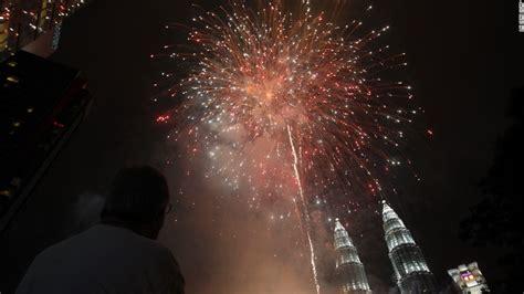 new year celebrations in kuala lumpur 2015 new year s celebrations around the world