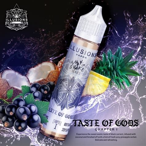 E Liquid Vapor Vape Juice 50ml illusions vapor e liquid 50ml shortfill creme de vape