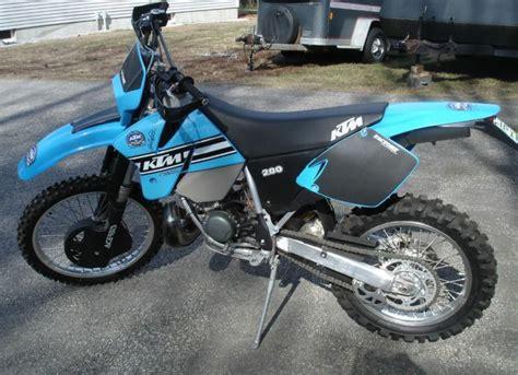 Ktm Penton Penton Piner Dirt Bike Never Ridden 1997 For Sale On