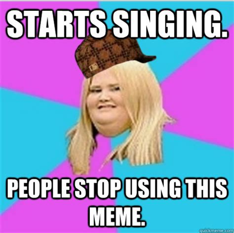 Scumbag Fat Girl Meme - scumbag fat girl