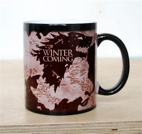 house stark colors game of thrones house stark color changing mug bestseries shop