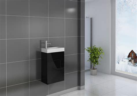 wc waschbecken klein sam 174 g 228 ste wc waschbecken 40 x 22 cm schwarz