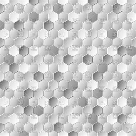 grey hexagon pattern grey metallic hexagons pattern honeycomb mosaic royalty