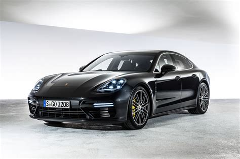 pics of porsches exclusive photos 2017 porsche panamera gets spoiler