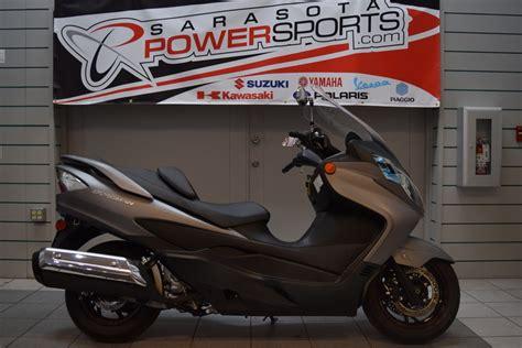 Suzuki Sarasota by Suzuki Burgman 400 Motorcycles For Sale In Sarasota Florida