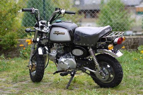 Skyteam Motorrad by Skyteam St 50 8a 50ccm Gorilla Nachbau Skyteam Motorrad