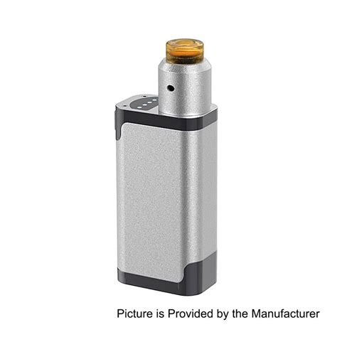 Dpro Rda By Coilart 24mm Not Druga authentic coilart dpro 133 silver premium kit with 24mm