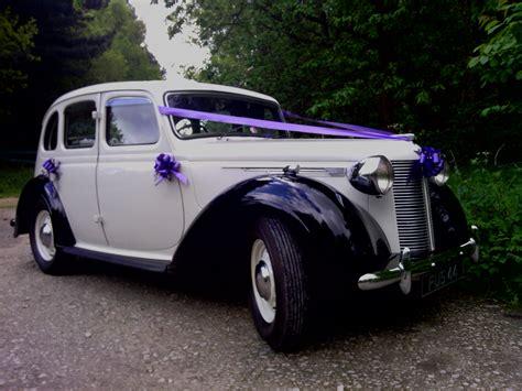 Wedding Car Back by Classic Wedding Car Wedding Car Hire In Nottingham