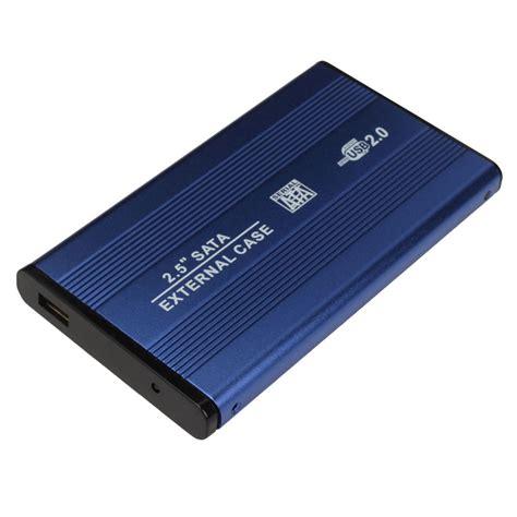 Disk External 500gb Usb 2 0 blue 2 5 quot sata usb2 0 500gb disk hd hdd