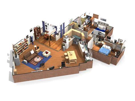 big theory apartment layout logements explications demandes page 2
