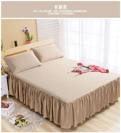 bed skirt cover bedspread bed skirts mattress cover