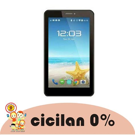 Tab Advan Android E1c handphone tablet android advan e1c 3g elevenia