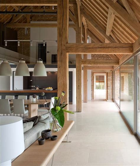 barn interior 25 best ideas about converted barn homes on pinterest converted barn barn living and barn