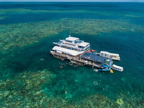 catamaran cruise great barrier reef outer great barrier reef cruise