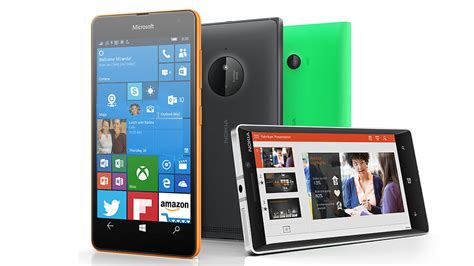 mobile phone reviews windows 10 mobile review techradar