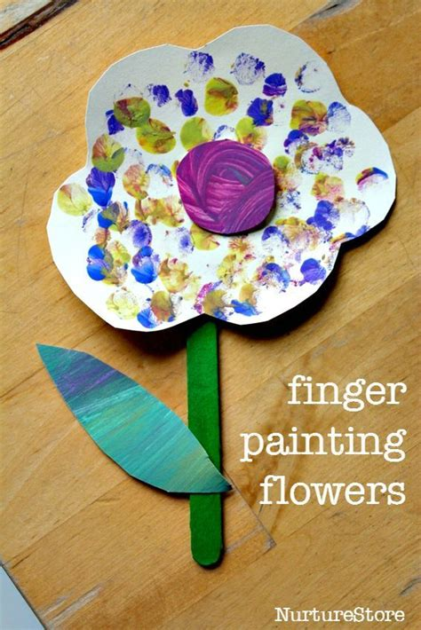 crafts for babies 17 best images about preschool flower crafts on