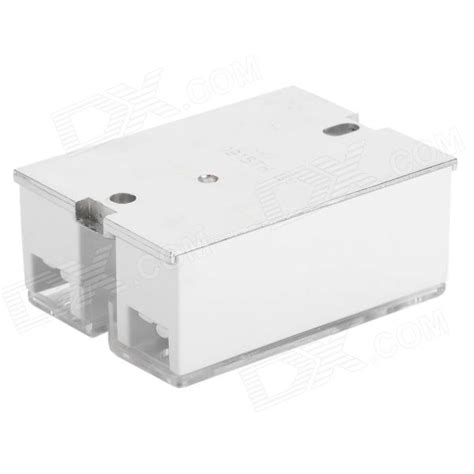 resistor type relay ssr 25va resistor type solid state relay white silver free shipping dealextreme