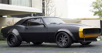 1967 chevrolet camaro bumblebee from transformers on sale