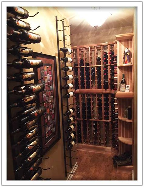 Why Rack Wine by Why You Should Choose Wall Mount Wine Racks Wine Cellar Cooling Systems