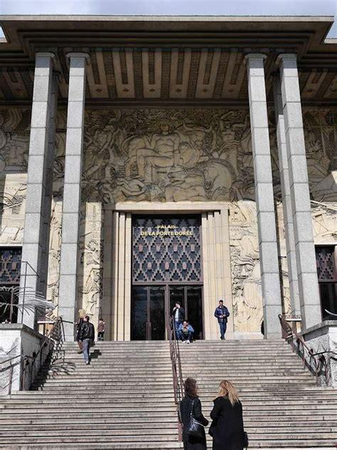 Le Patio Porte De Vincennes by Palais De La Porte Dor 233 E Mus 233 E De L Immigration Et