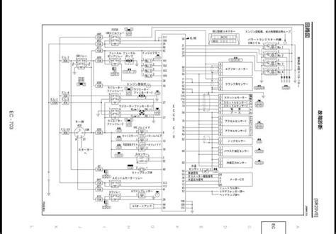 nissan primera wiring diagram nissan primera p10 wiring