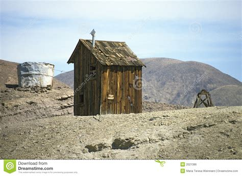 Calico Ghost Town Cing Cabins by Calico Ghosttown Cabin Royalty Free Stock Image Image
