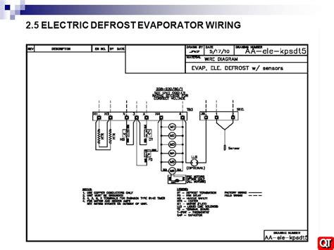 defrost termination thermostat wiring diagram electric