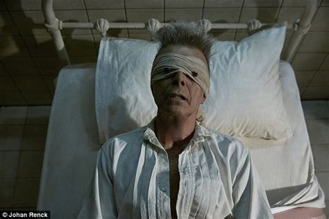 hospital beds lyrics david bowie left clues to the cancer he kept secret in