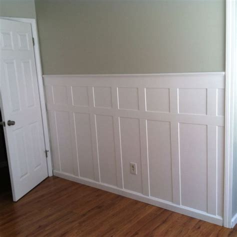 4x8 Wainscoting Our Diy Waynes Coating Only Cost 11 For Wood 4x8 Sheet