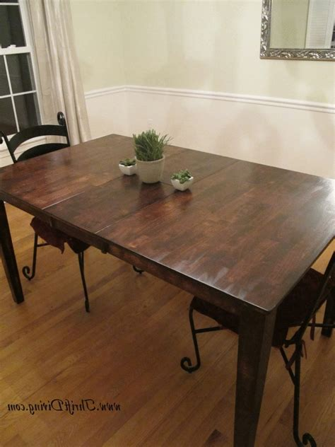 Diy Rustic Wood Dining Table Dining Table Rustic Dining Table Diy Modern House Plans Diy Dining Room Table Diy Dining Room