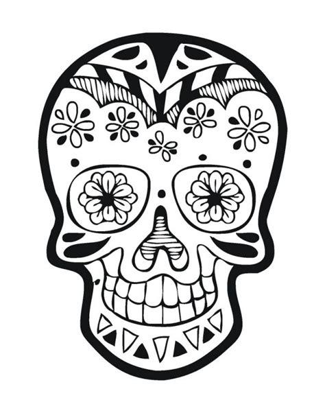 doodskop tekenen 25 beste idee 235 n over schedel knutselen op pinterest