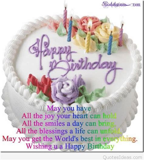 Birthday Wishes Quotes In New Happy Birthday Wishes For Kids With Quotes Wallpapers